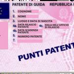 Patente a punti - quando e come